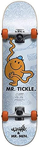 Cliché Mid Mr.Tickle Skateboard Complet Bleu 7,375