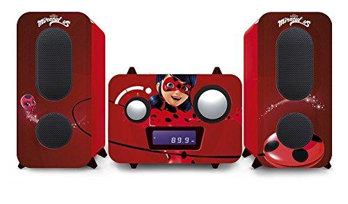 BigBen MCD11 - Microcadena Infantil Radio FM Estereo