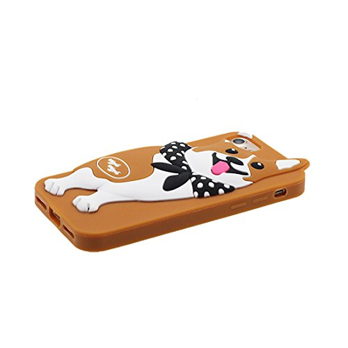 "iPhone 6 Hülle, 3D Cartoon Katze Cover iPhone 6s handyhülle (4.7 zoll) flexible TPU Shell iPhone 6 case (4.7""), Staub Rutsch kratzfest & Ring Ständer # 2"