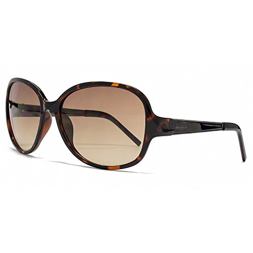 Karen-Millen-Thin-Rounded-Square-Sunglasses-in-Tortoiseshell-KML204