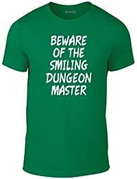 Brand88, Beware The Dungeon Master, Erwachsene Mode T-Shirt
