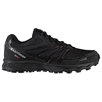 Karrimor Mens Tempo 5 Waterproof Trail Running Shoes Lace Up Breathable