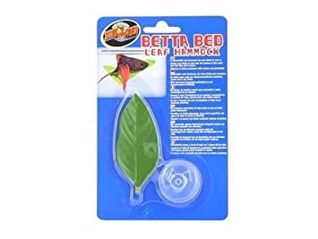 2 pack  zoomed   betta bed leaf hammock 2 pack  zoomed   betta bed leaf hammock  amazon co uk  pet supplies  rh   amazon co uk