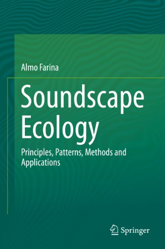 Soundscape Ecology: Principles, Patterns, Methods and Applications ...