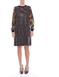 Amazon.it  bianco e nero - Multicolore   Vestiti   Donna  Abbigliamento 4d6f3de5528