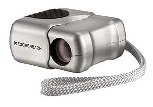 Eschenbach 4294413 Microlux Monoculaire retractable 4 x 13 Argent