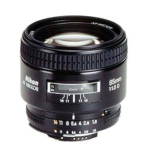 Nikon AF Nikkor 85mm 1:1,8D Objektiv (62mm Filtergewinde) (B00005LE75) | Amazon price tracker / tracking, Amazon price history charts, Amazon price watches, Amazon price drop alerts