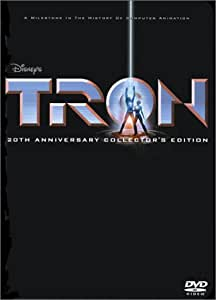 Tron (Two-Disc 20th Anniversary Collector's Edition) [DVD] [1982] [Region 1] [NTSC}