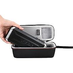 LTGEM EVA voyage Étui rigide Housse de protection Case pour VTIN Punker Enceinte Portables Bluetooth V4.0 sans fil Étanche Haut-Parleur Bluetooth Stéréo 20W