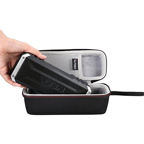 LTGEM EVA Duro Estuche Viajes Funda Bolso para Vtin Punker Altavoz Bluetooth Estéreo Premium 20W...