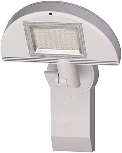 Brennenstuhl Lampe LED Premium City pour l'extérieur & l'intérieur, lampe rotative étanche avec 80 LED haute performance (0,5 W), blanc, Quantité : 1