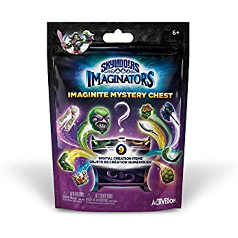 Skylanders Imaginators - Wave 1.0 (SIM Treasure Chest)