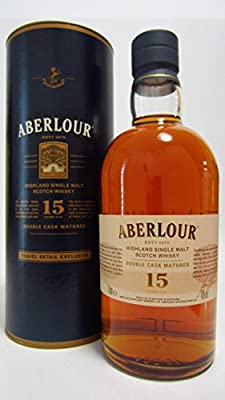 Aberlour - Double Cask Matured 15 year old
