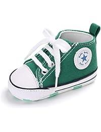 fc3dc3b4e68 Zapatos para bebé Auxma La Zapatilla de Deporte Antideslizante del Zapato  de Lona de la Zapatilla