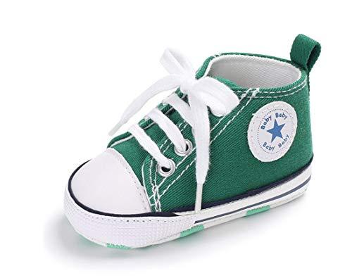 Auxma Zapatos Para Bebé La Zapatilla Deporte Antideslizante