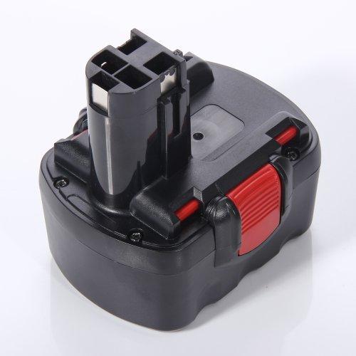 Preisvergleich Produktbild Masione Werkzeuge Akku 12V 2000 mAh Für Bosch 2607335541, BAT043 BAT139, Bosch 22612,23612,3360,3360K,3455,3455-01,32612 Serien