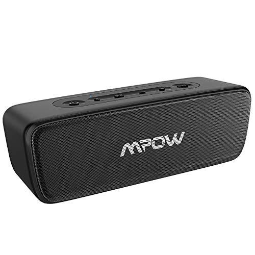 Altavoz Portátil Bluetooth 20W, Mpow R6 Altavoz Bluetooth TWS, Impermerable IPX7, Altavoz...