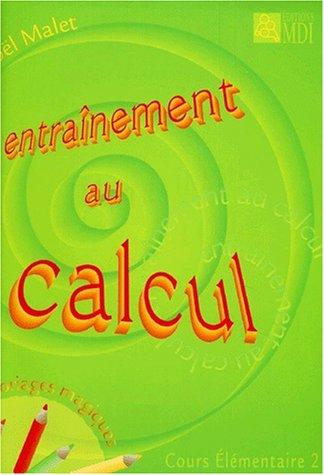 Coloriages magiques, CE2 : Entraînement au calcul