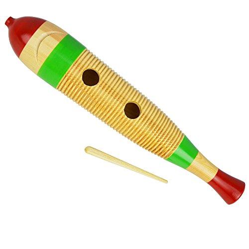Rocket Music GUI04L Güiro Fisch groß