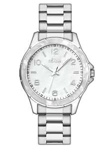 s.Oliver Damen-Armbanduhr Analog Edelstahl SO-2359-MQ