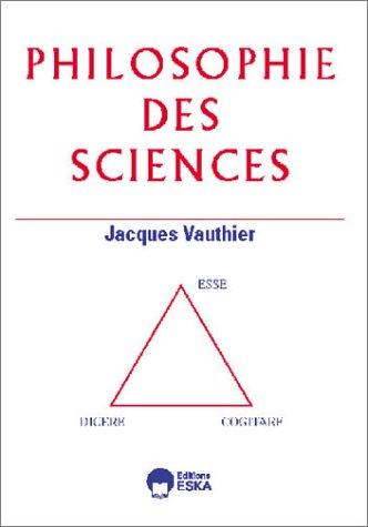 Philosophie des sciences
