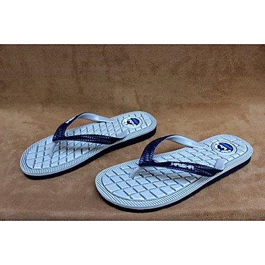 zhENfu Unisex pantofole & amp; flip-flops Comfort estivo PVC Casual tacco piatto altri Blu Grigio Verde Altri Green