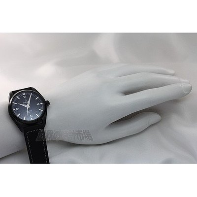Eterna KonTiki Armbanduhr mit automatischem Datum, SW 200-1, Schwarz, 1222.43.41.1302