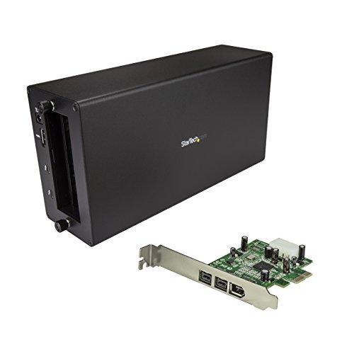 StarTech.com Adaptador Conversor Thunderbolt 3 FireWire