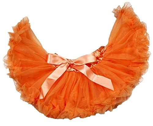 tu Dress Girl Clothing 3-12m (Orange) (Halloween Pettiskirts)