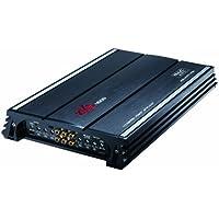 Mac Audio ZXS 4000 - Amplificador audio de coche (4 canales) negro