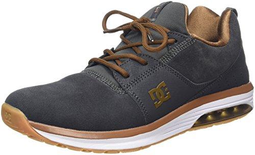 DC Shoes  Heathrow IA, Sneakers basses homme Gris (Dsd)