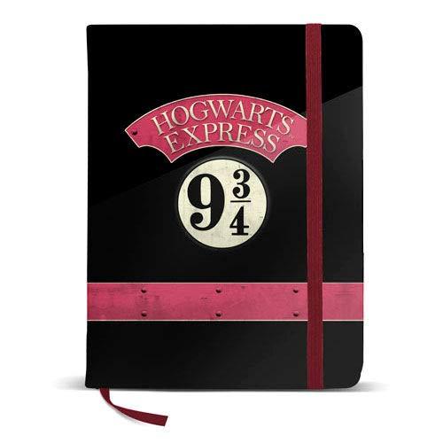 Harry Potter Express-Diario 14x21cm 5