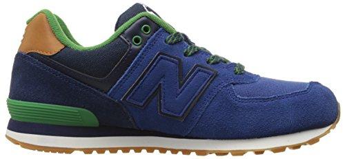 New Balance KL574NEG - , Bleu Bleu