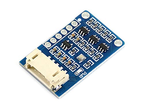 Waveshare BMP388 High Precision Barometric Pressure Sensor Accurate Altitude Tracing Temperature Measuring I2C SPI Interface Suited for Drones Altimeter Environment Monitoring and IoT Projects - Environment Sensor