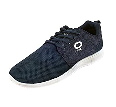 Pro (from Khadim's) Men's Synthetic/Mesh Sports Sneakers-6