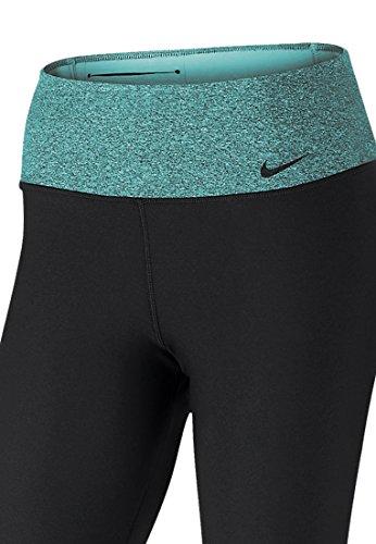 Nike, Pantaloni sportivi lunghi Donna Legend 2.0 Slim BLACK/DUSTY CACTUS H