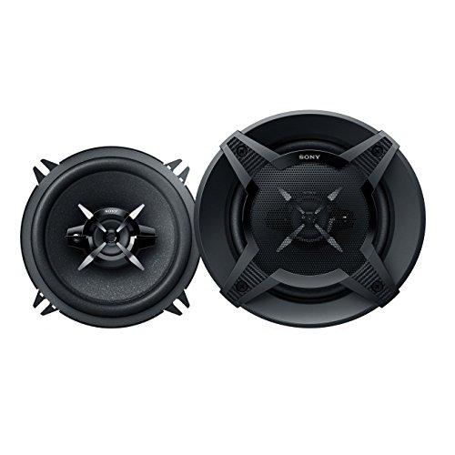 Bass Sony Lautsprecher (Sony XSFB1330 13 cm 3-Wege Auto-Lautspecher mit 240 Watt Maximalleistung schwarz)
