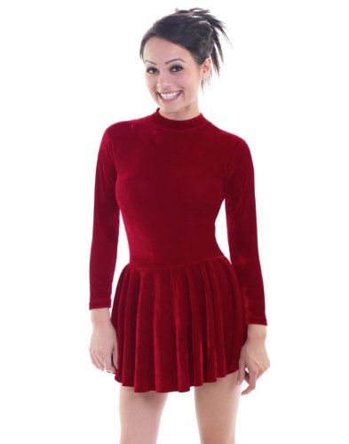 nawtyfox-red-velvet-ice-skating-dress