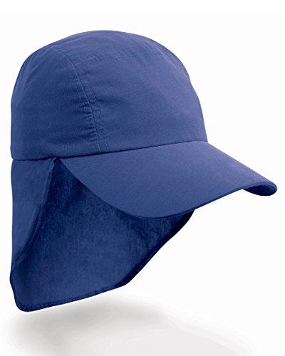 Result - Casquette de Baseball - Homme Multicolore Bleu marine