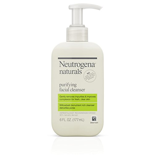 Johnsons 0885202207422 Neutrogena Naturals Purifying Facial Cleanser - Best Price in India | priceiq.in