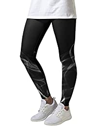 Urban Classics Damen Ladies Smoke Leggings