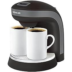 Ekspres przelewowy SCE 2000BK do kawy/herbaty,kubki porcelanowe GRATIS