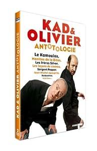 Antotologie de Kad et Olivier - Edition 2 DVD