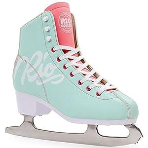 Rio Roller Schlittschuhe Moonlight Ice Skates Teal