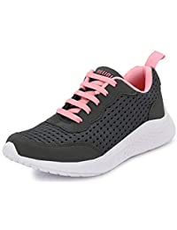 Belini Women's Grey Running Shoes