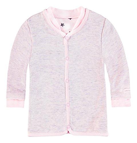 bellybutton KiKo Unisex, Sweatshirt, Sweatjacke 1/1 Arm, Rosa (cradle Pink 2994), 68 Preisvergleich