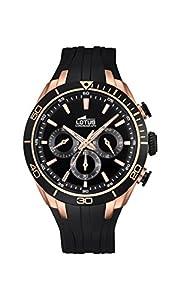 Lotus 18193/3 Smart Casual, reloj analógico de cuarzo para hombre, con correa de caucho