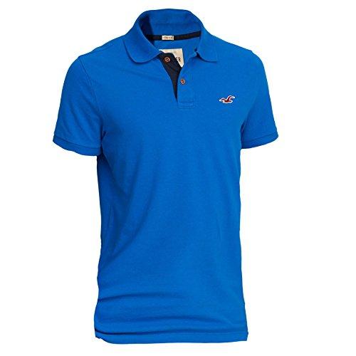 hollister-herren-stretch-slim-fit-pique-polo-poloshirt-polohemd-shirt-grosse-medium-blau-626375103