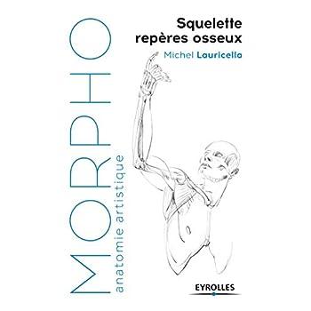 Morpho : Squelette, repères osseux