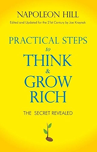 Practical Steps to Think & Grow Rich price comparison at Flipkart, Amazon, Crossword, Uread, Bookadda, Landmark, Homeshop18